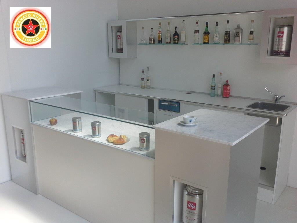 Banconi Bar, COMPRA in FABBRICA, Prezzi Banchi Bar Veneto, Banconi ...